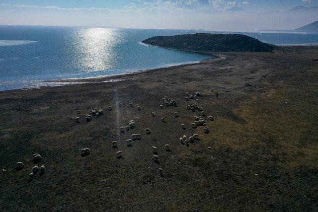 Mada Adası ve Kızıldağ Milli Parkı hayran bırakıyor