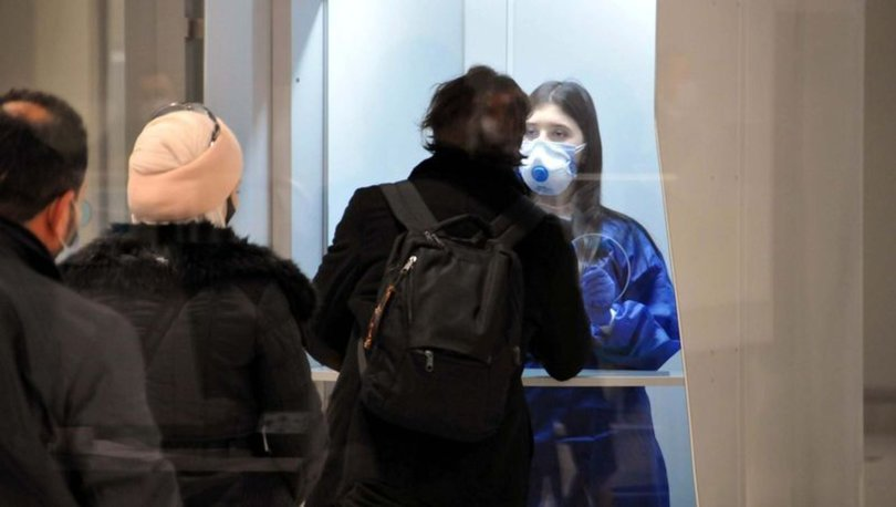 İngiltere'den gelen yolculara mutasyon riskine karşı PCR testi