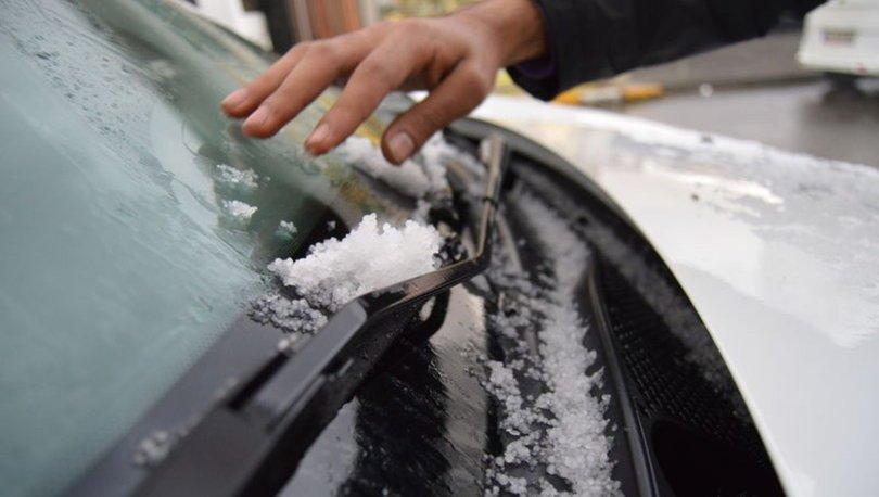 KAR, KIŞ, YAĞMUR! Son dakika hava durumu: Kar uyarısı - Meteoroloji