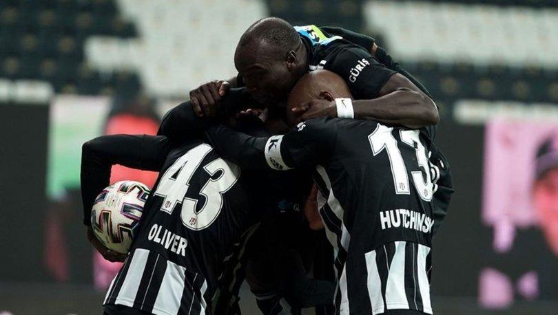 Beşiktaş ligin en çok gol atan takımı!