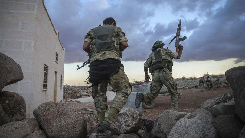 Suriye Milli Ordusu harekete geçti! SON DAKİKA: Üç köy PKK/YPG'den temizlendi
