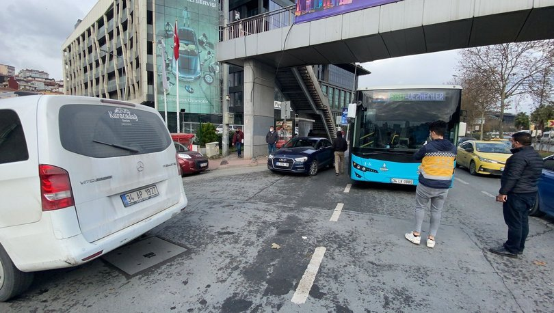 Son dakika haberi: Halk otobüsü ile minibüs çarpıştı: 2 yaralı - Haberler