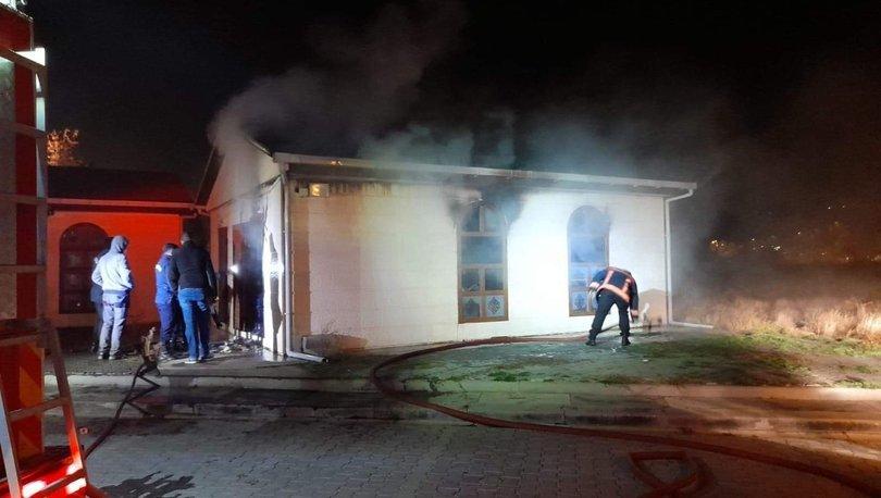Son dakika: Mescitte feci yangın! 1 kişi hayatını kaybetti - Haberler