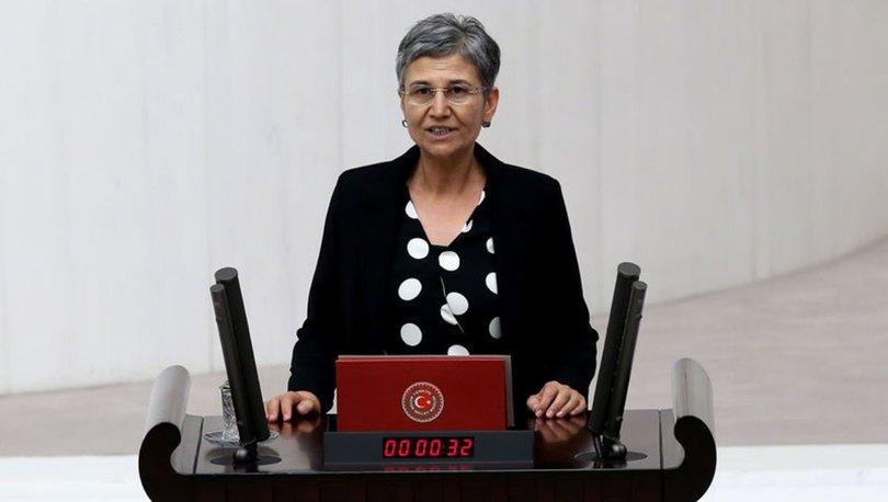Son dakika: Vekilliği düşürülen eski HDP'li Leyla Güven'e 22 yıl 3 ay hapis