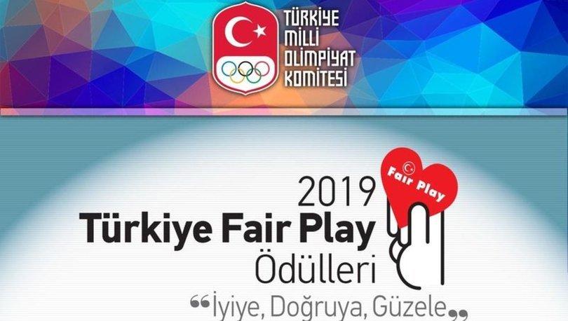 TMOK 2019 Türkiye Fair Play Ödülleri sahiplerini buldu