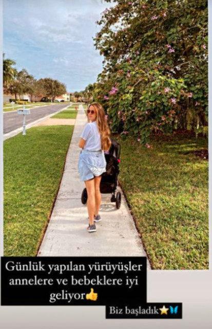 Ceyda Ateş doğum kilolarını verdi - Magazin haberleri