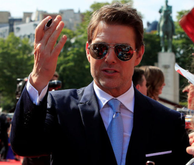 """""""Tom Cruise olayların ne kadar korkunç göründüğünün farkında!"""" Set çalışanı konuştu - Magazin haberleri"""