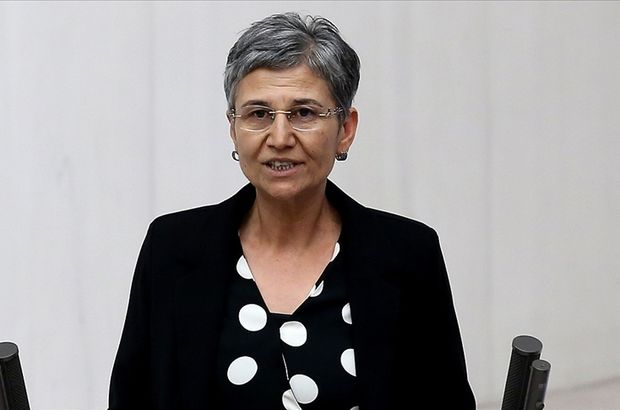 HDP'li Leyla Güven, Diyarbakır'da gözaltına alındı
