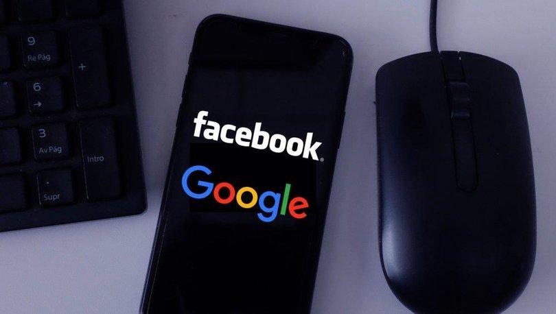 Google ve Facebook'tan 'dava' iş birliği