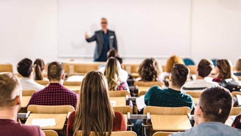 Üniversiteler yüz yüze ne zaman açılacak? Son YÖK açıklaması