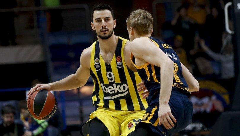 Fenerbahçe Beko'da Westermann ile yollar ayrıldı