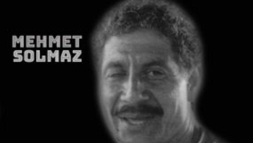 Eski Türkiye şampiyonu milli atlet Mehmet Solmaz hayatını kaybetti