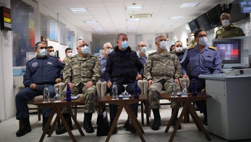 Son dakika haberi Bakan Akar: Yunanistan 3 ayda 46 NAVTEX ilan etti