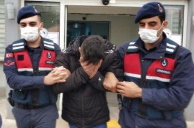 18 yıl hapis cezası olan firari kendi evinde yakalandı