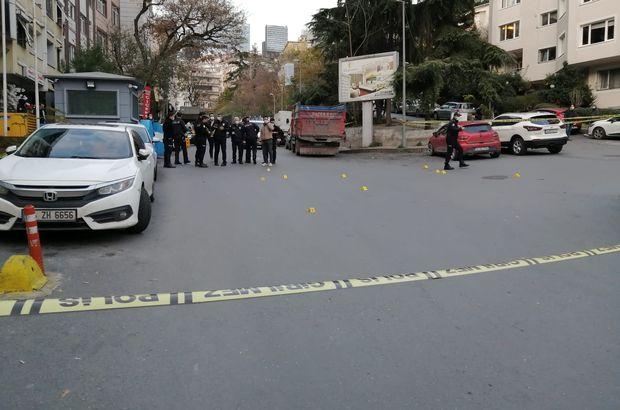 Polis merkezi önünde silahlı saldırı!