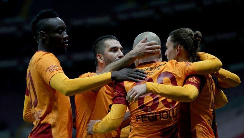 Galatasaray, zirvenin ortağı oldu