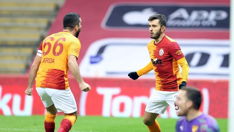 Emre Kılınç 3. golünü attı
