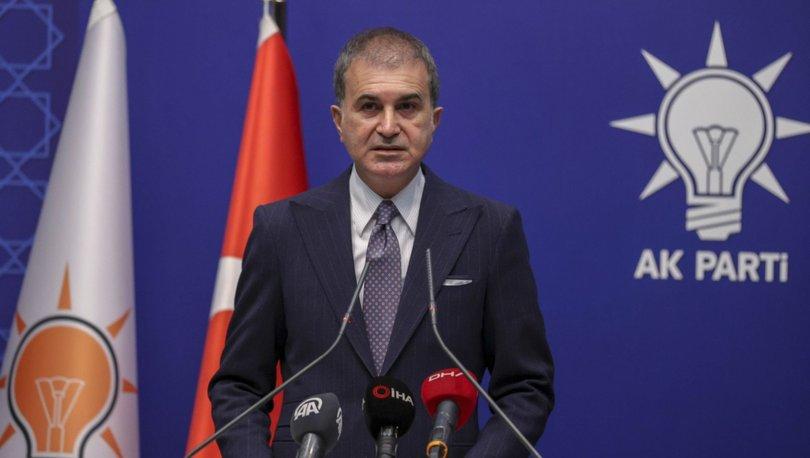 SON DAKİKA: AİHM'in demirtaş kararına AK Parti sözcüsü Çelik'ten yorum!