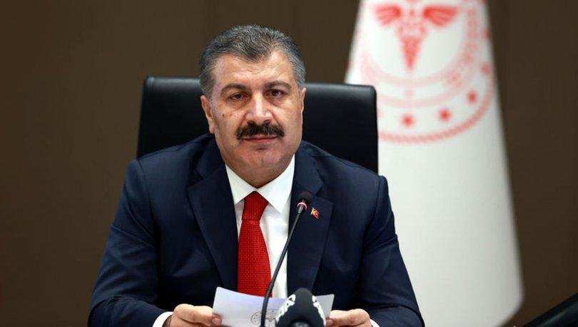 22 Aralık koronavirüs tablosu açıklandı! Sağlık Bakanı Fahrettin Koca son dakika korona vaka sayısını açıkladı