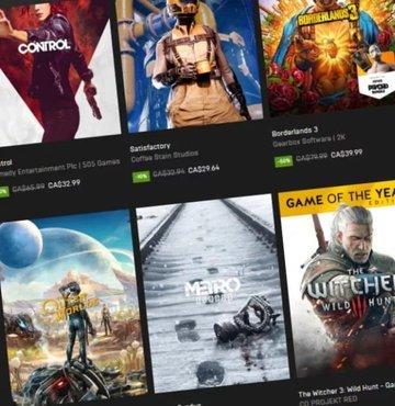Epic Games Store yılbaşı tatili nedeniyle 17 Aralık 2020 tarihinden itibaren 15 gün boyunca her gün 1 tane ücretsiz oyun dağıtıyor. Peki 22 Aralık Epic Games günün ücretsiz oyunu hangisi? İşte Epic Games ücretsiz oyunları