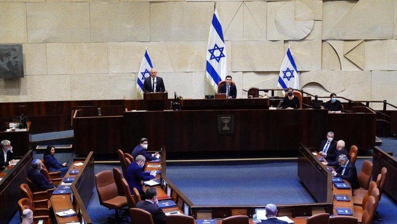 SON DAKİKA: İsrail erken seçime gidiyor!