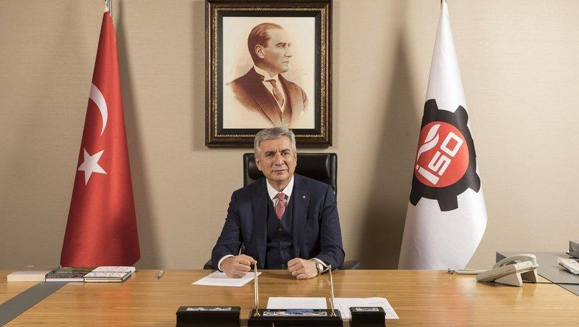 İSO Başkanı Bahçıvan'dan 'hammade' açıklaması