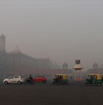 Atmosferdeki hava kirliliğine yol açan mikro parçacık miktarını gösteren PM2,5 değerinin en yüksek olduğu 30 şehir arasında Hindistan