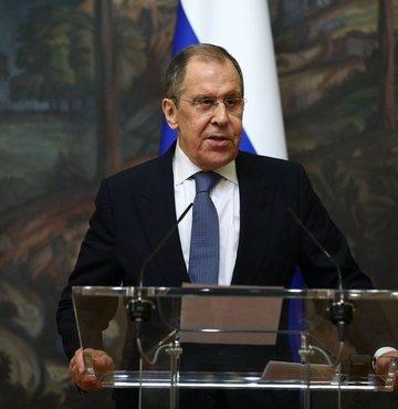 Rusya Dışişleri Bakanı Sergey Lavrov, ABD