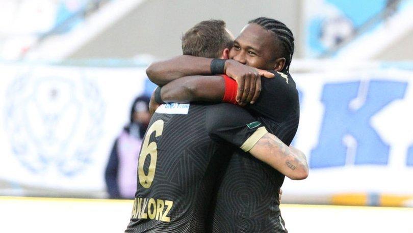 BB Erzurumspor: 1 - Denizlispor: 2   MAÇ SONUCU