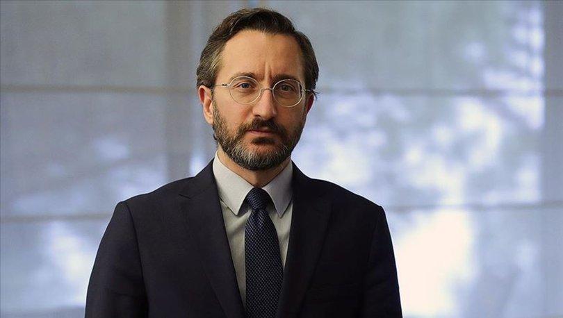 İletişim Başkanı Altun: Can Dündar'ı Türkiye'ye iade etmelerini bekliyoruz