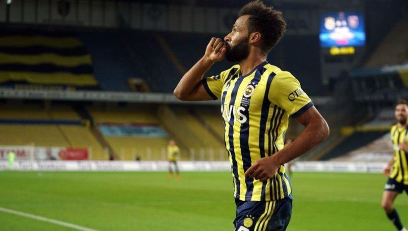 Nazım Sangare ilk golünü attı