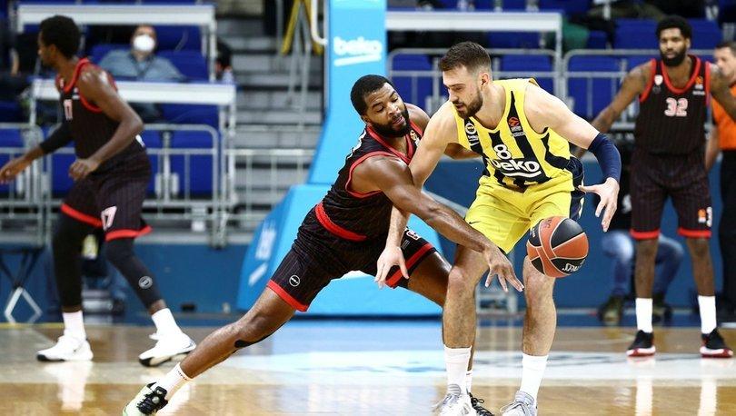 Fenerbahçe Beko: 84 - Olympiakos: 77   MAÇ ÖZETİ