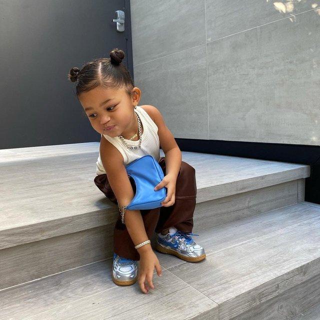 Kylie Jenner: Bebeğim yakında üç yaşına giriyor - Magazin haberleri