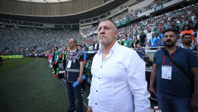 BB Erzurumspor, Mesut Bakkal ile prensip anlaşmasına vardı