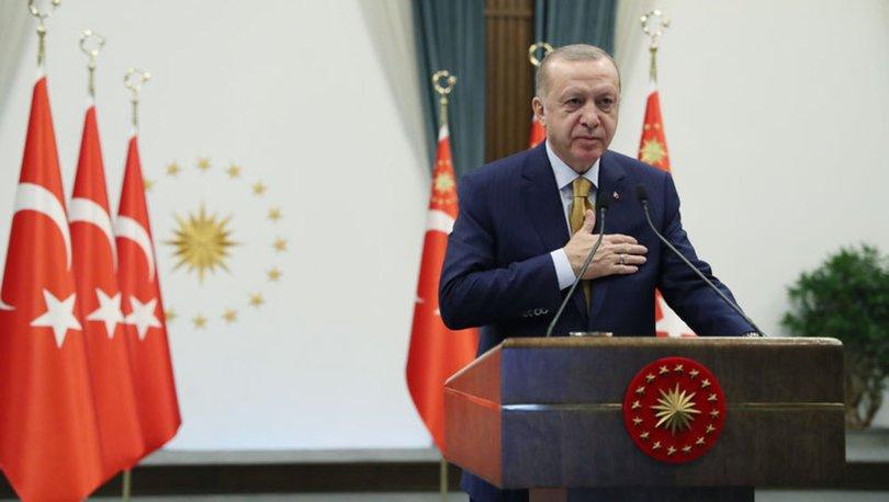 Son dakika haberi Cumhurbaşkanı Erdoğan'dan Noel Yortusu mesajı
