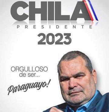 Paraguaylı efsane kaleci José Luis Chilavert ülkesinin devlet başkanlığına aday olduğunu açıkladı.