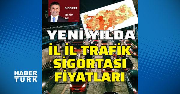 Yeni yılda il il trafik sigortası