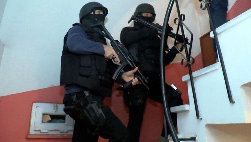İstanbul'da terör örgütleri El Kaide ve DEAŞ'a operasyon: 10 gözaltı