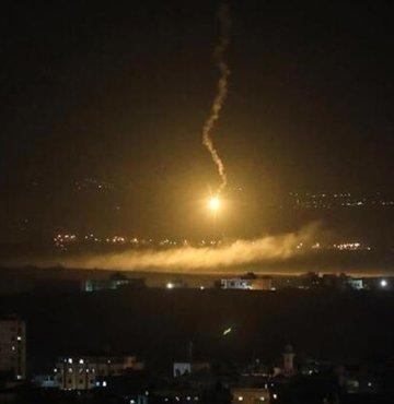 Esad rejimi, İsrail