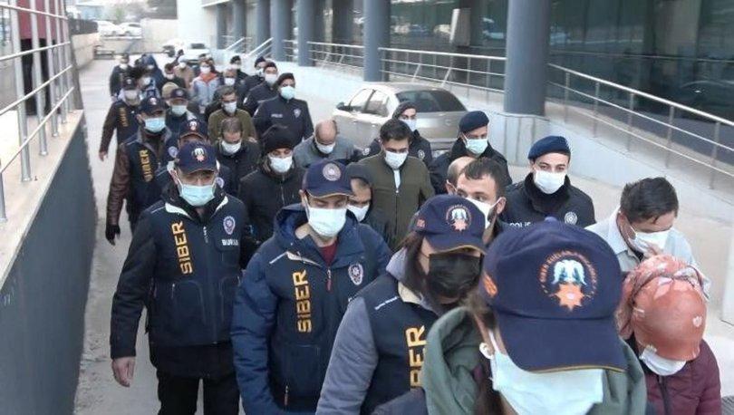 4 ilde 'Pandemide devlet yardım yapacak' mesajıyla büyük vurgun: 15 tutuklama