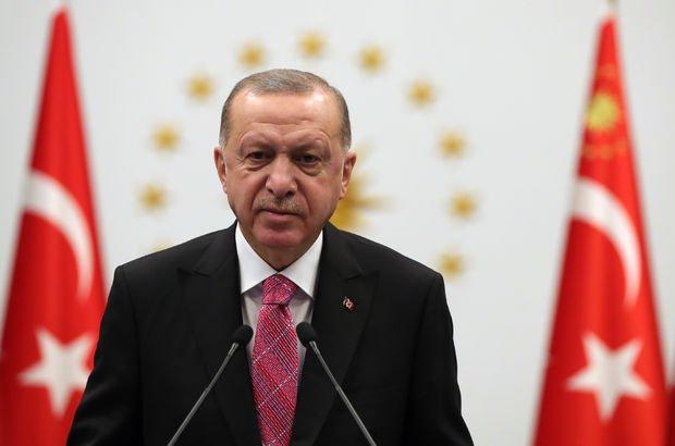 Cumhurbaşkanı Erdoğan'dan Rusya açıklaması