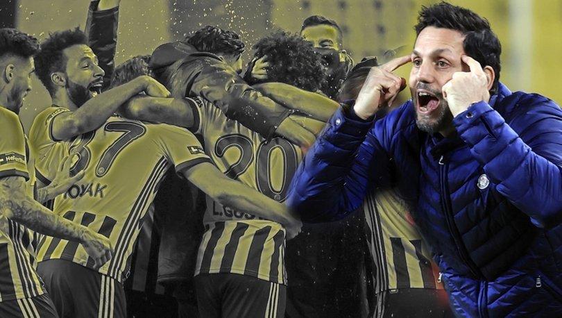 SON DAKİKA | Fenerbahçe'de eksikler geniş kadroyu kısıtladı