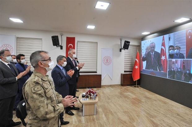 Cumhurbaşkanı Erdoğan 3 müze açtı