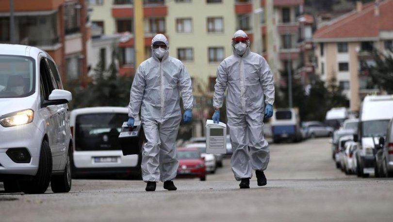 Filyasyon ekibi, koronavirüs testi pozitif olan kişiyi halayda bulmuş - Haberler
