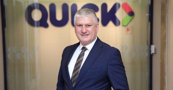 Quick'ten Up 2 Top Summit'e destek