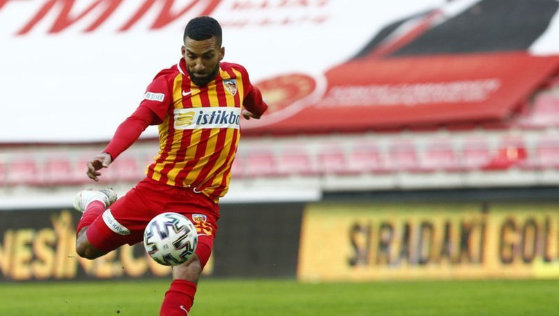 PFDK, Kayserispor'un oyuncusu Lennon'un kırmızı kart ve cezai uygulamasının kaldırılması talebini reddetti