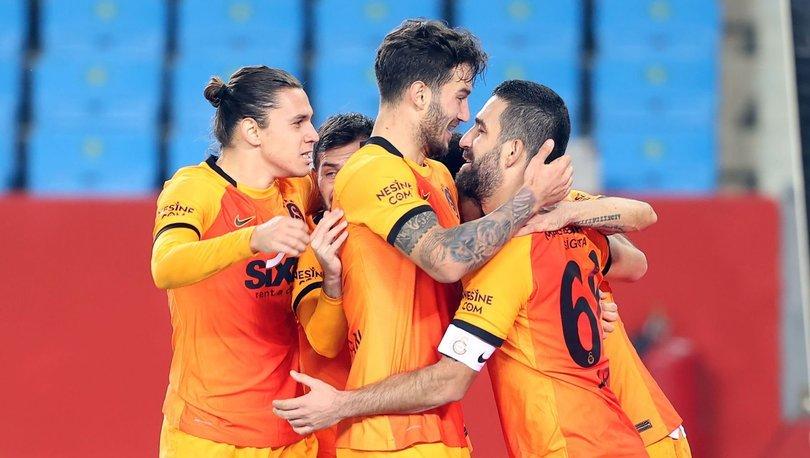 Son dakika: Trabzonspo Galatasaray MAÇ SONUCU ve ÖZETİ