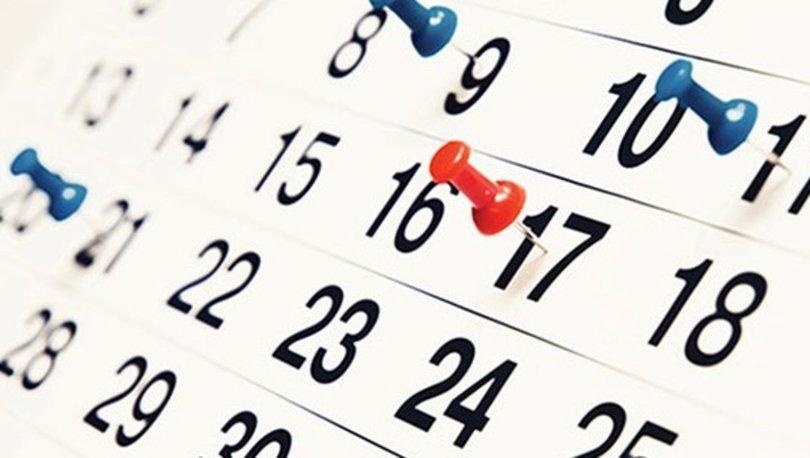 Yılbaşı tatili kaç gün? Yılbaşı ne zaman, hangi gün? 31 Aralık tatil mi?