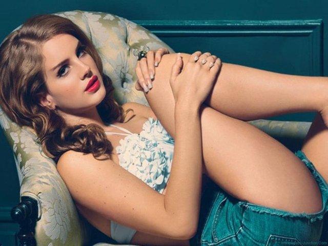 Lana Del Rey'in son hali şaşırttı! Karantina kiloları - Magazin haberleri