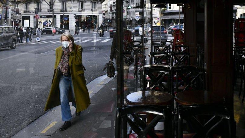 Fransa'da günlük Kovid-19 vaka sayısı 3 binlere indi